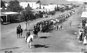 Coronation Day Procession 1911