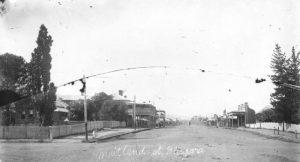 Maitland Street, S from Finch Street