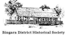 Bingara Historical Society Logo