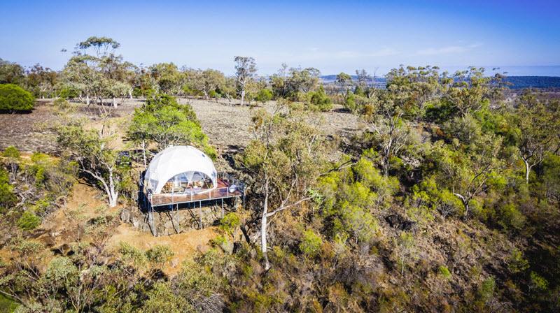 Faraway Domes Warialda