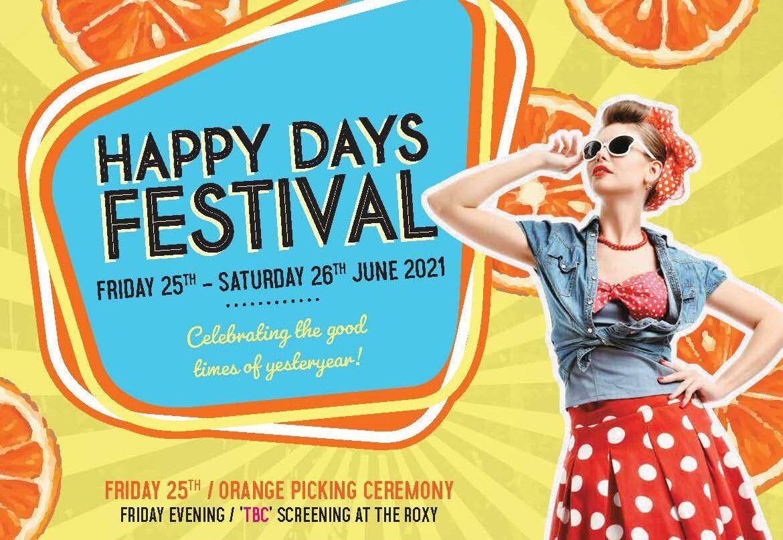 2021 Happy Days Festival