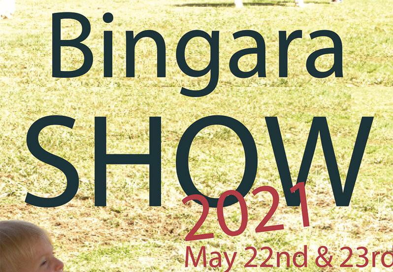 2021 Bingara Show