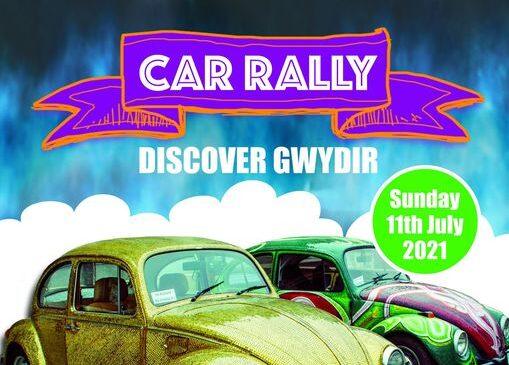 Discover Gwydir Car Rally