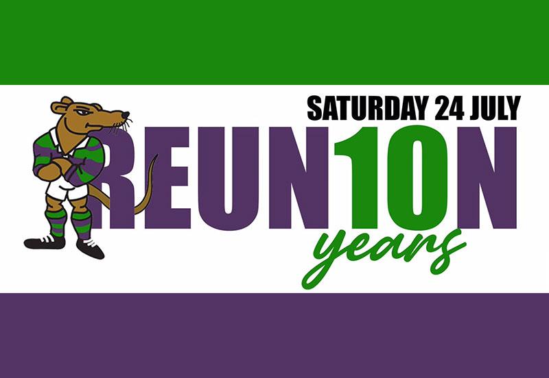 Gwydir River Rats 10 year Reunion