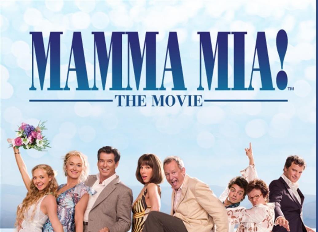 Mamma Mia screening at The Roxy