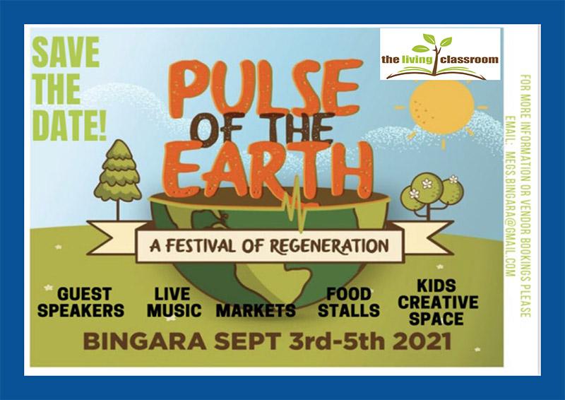2021 Pulse of the Earth Festival