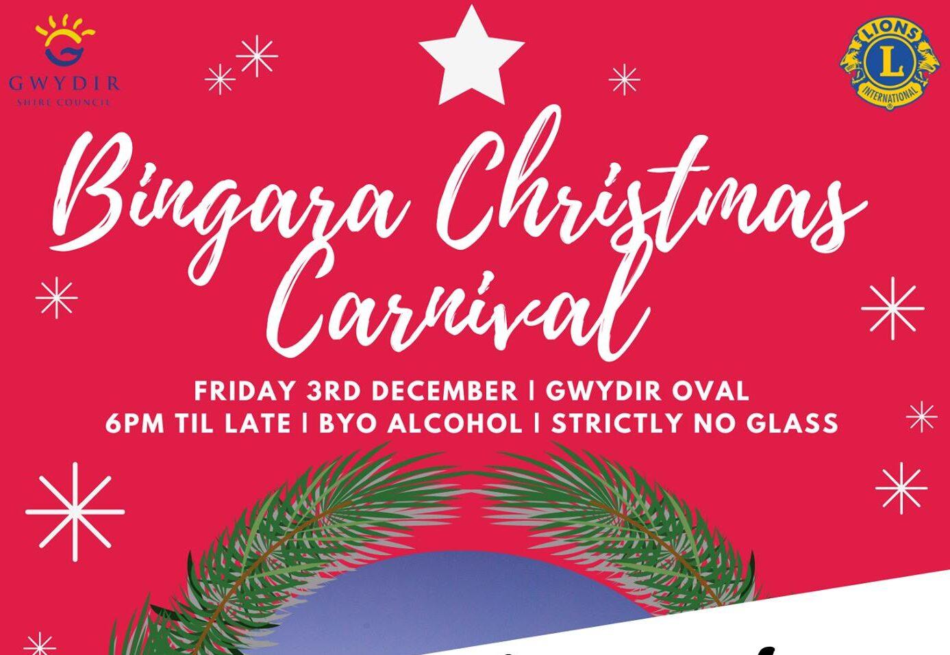 Bingara Christmas Carnival